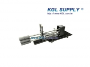●   VARIABLE SPEED CLOTH PULLERS