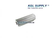PR35 3 INCH Serrated Roller, 1/2 Bore