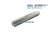PR62 6 INCH Knurled Roller, 1/2 Bore