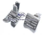 HM4-1 Roller Feet width 25mm, needle hole 14.7mm