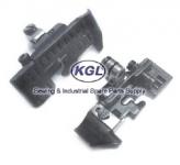 HM6-2-1x5mm Roller Feet 5 Threads, width 5mm Overlock Seam