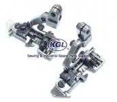 HM6-5-2x5mm Roller Feet 5 Threads, width 5mm Overlock Seam