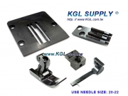 300GB-S Single Convertion Kit for Needle #20-22