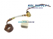 59493A Oil Pump Assembly, Bed