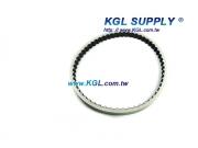 261/036 Black Puller Belt